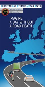 Imagine a day without a road death