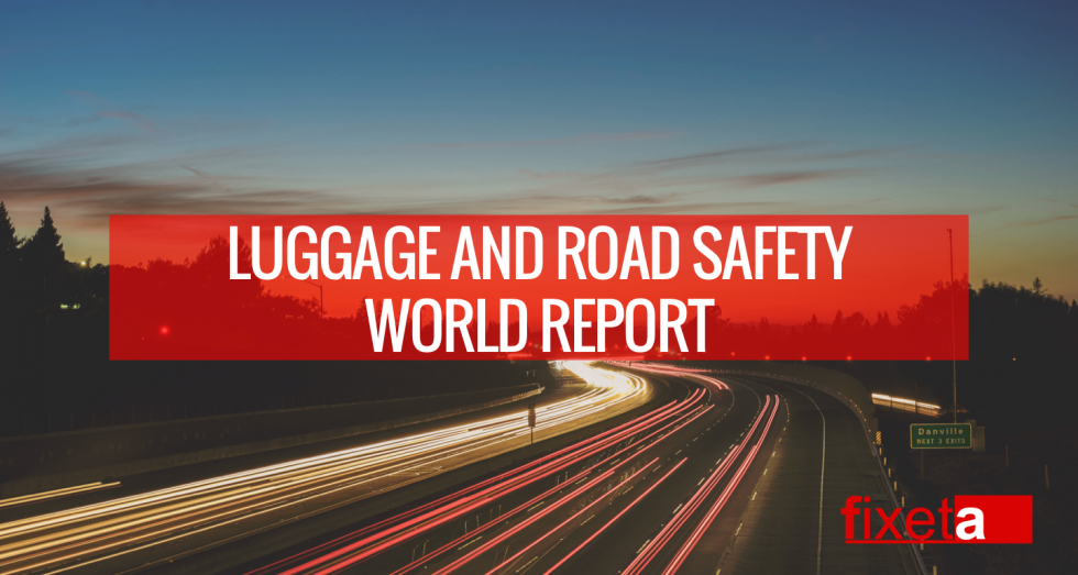 luggage and road safety world report