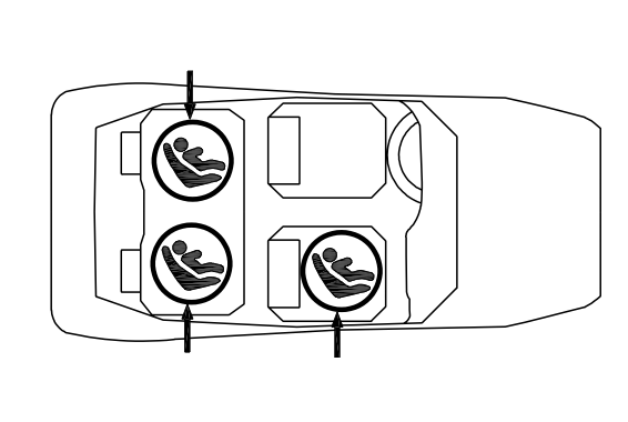 Isofix en el coche